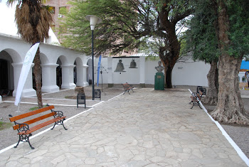 Patio convento sto domingo san juan