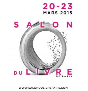 Salon du livre de paris 2015 affiche