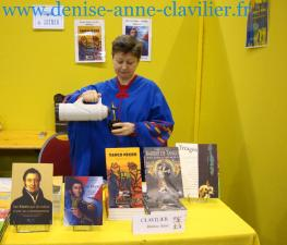 Salon du montargois avril 2015