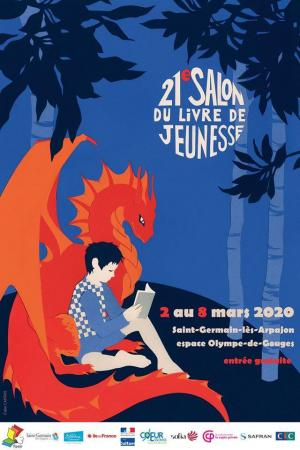 Salon saint germain les arpajon 2020 affiche